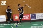 Finále badminton