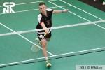 Semifinále badminton