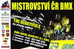 Plakát MČR BMX
